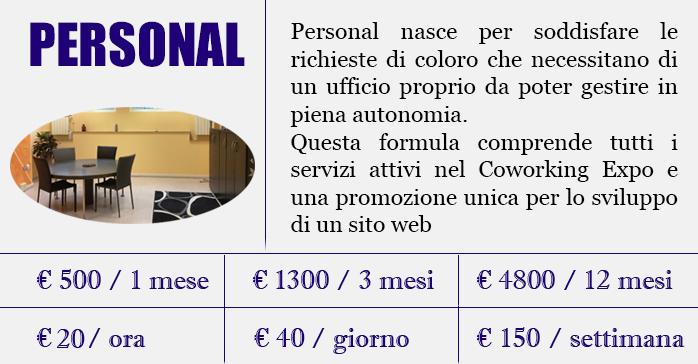 Soluzione Personal con Prezzi e foto